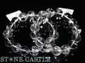 ☆高品質☆【天然石ブレスレット】アイリスクォーツ (5A) 約13mm【天然石 パワーストーン】
