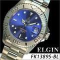 ELGIN(エルジン)腕時計 オートマチック FK1389S-BL