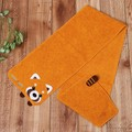【今治タオル】とべZOO レッサーパンダ子供用マフラータオル<マフラータオルサイズ>