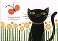 MADISON PARK GREETINGS グリーティングカード バースデー用 <猫×フラワー>