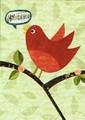 MADISON PARK GREETINGS グリーティングカード サンキューカード <鳥>