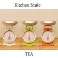 【SALE】キッチンスケール[TEA]