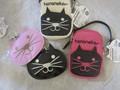 hananeko chan 鼻ネコのマルチポーチとフェイスパスケース