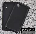 <オリジナル商品製作用>Nexus 5 EM01L(ネクサス)用ハードブラックケース