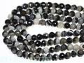 【天然石カットビーズ】天眼水晶 128面カット 10mm【天然石 パワーストーン】