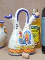 【ポルトガル製】オイル&ビネガー ボトル【バルセロスのニワトリ】 調味料 ボトル