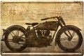 アンティークメタルプレート S [MOTORCYCLE]