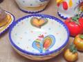 【ポルトガル製】 サラダボウル 大鉢【バルセロスのニワトリ】手描き
