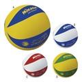 <レジャー><スポーツ>ミカサ カラーソフトバレーボール検定球 MS-M78