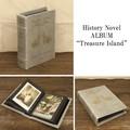"""【シークレットブック】ヒストリーノーベル[アルバム Book Box""""Treasure Island""""]"""