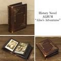 """【シークレットブック】ヒストリーノーベル[アルバム Book Box""""Alice's Adventures""""]"""