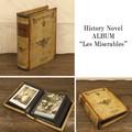 """【シークレットブック】ヒストリーノーベル[アルバム Book Box""""Les Miserables""""]"""