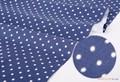 【生地】【布】【オックス生地】【Winter fox- fox tail  】デザインファブリック★50cm単位でカット販売