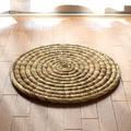 モロッコバスケット 円形プレイスマットφ50