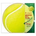 【スポーツ好きなあの人へ!】カラー色紙 丸形 テニスボール柄