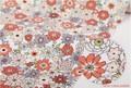 【生地】【布】【オックス生地】【Tasha tudor garden 】デザインファブリック★50cm単位でカット販売