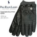 ☆即納☆ RALPH LAUREN【ラルフローレン】6G0005 CHANNEL QUILTED GLOVES W PERFS 手袋 グローブ メンズ