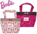 【国内ライセンス】バービー(Barbie)コーティング ミニトートバッグ