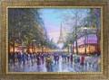 ギィ デサップ アートフレーム【フランス男作家】パリ/風景柄<樹脂フレーム>