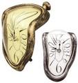 【オリジナル】メルティングクロック 置き時計タイプ