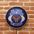 ラウンドウォールランプ[U.S. Air Force]<アメ雑>