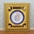 珍品!|ITALIA CORNICI 飾り皿の額絵 エンジェル