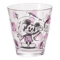 【SALE】LOVELOVEミッキー タンブラー【ディズニー】【ガラス】