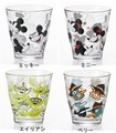 FACE 4種のガラスシリーズ! ディズニー【ガラス】
