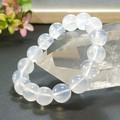 【30%OFF】【天然石ブレスレット】ヒマラヤ水晶 ムーンクォーツK2産 12mm ブレス【天然石 ヒマラヤ水晶】