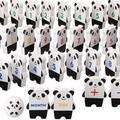 パンダドミノセット 48ピース ■パンダ