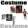 【パーティー仮装に】Costume 全2種 変装 パーティー コスプレ ホラー スターウォーズ