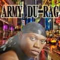 カモフラージュ柄のドゥーラグ『ARMY DU-RAG』