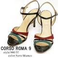 ★サマーセール 大特価★【CORSO ROMA 9】コルソローマ9 900/37 ヒールサンダル