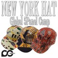 ★春夏新作♪ NEWYORK HAT	#6110 Global 5 Panel Camp  11853
