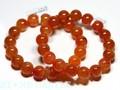 ☆高品質☆【天然石ブレスレット】天然南紅瑪瑙 (2A) (約13mm)【天然石 パワーストーン】