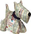 【英国雑貨】アルスターウィーバーズ社製ドアストッパー Dog(UWSDS003)