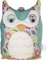 【英国雑貨】アルスターウィーバーズ社製ドアストッパー Owl(UWSDS004)
