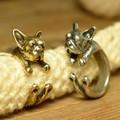 再入荷しました。フレンチブルドッグ犬 のリング!アンティークテイスト&ロマンチック!