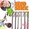 【Petit-fleurプチフルール】おしゃれなデコ杖 全6種 ステッキ デコ フラワー レザー