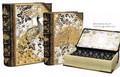 PUNCH STUDIO  BOOKBOX ラージ <孔雀> パンチスタジオ