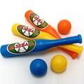 【おもちゃ・景品】『野球バッティングセット』3色