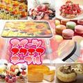 【スイーツ★雑貨】ケーキ ミニテーブル 7種/スイーツ/マカロン/お菓子/イチゴ