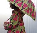 【4柄展開】《ドレスうさぎシリーズ》 ドレスうさぎ 長傘