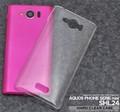 <オリジナル商品製作用>AQUOS PHONE SERIE mini SHL24(アクオスフォン用ハードクリアケース