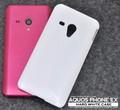 <オリジナル商品製作用>AQUOS PHONE EX SH-02F(アクオスフォン)用ハードホワイトケース