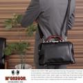 【日本製】【マックレガー】【豊岡】ダレスバッグSサイズ31cm