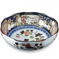 【大切な日のご返礼品やお祝品に】 献上古伊万里 七寸盛鉢
