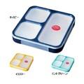 【A4サイズの薄型弁当箱です!】 薄型弁当箱 フードマン 800ml (3カラー)