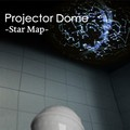 Projector Dome Star Map