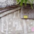 北欧雑貨ムーミン【今治製】オトナにもぴったり♪オシャレなムーミンフェイス&ウォッシュタオル
